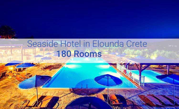 Hotel at Elounda Crete For Sale 4