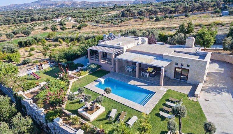 Luxury Villa for sale in Rethymno 10