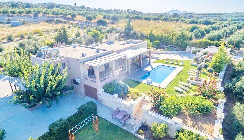 Luxury Villa for sale in Rethymno 2