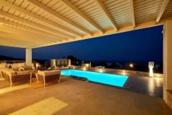 Luxury Villa in Lolandonis Beach , in Paros 13