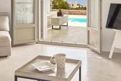 Luxury Villa in Lolandonis Beach , in Paros 21