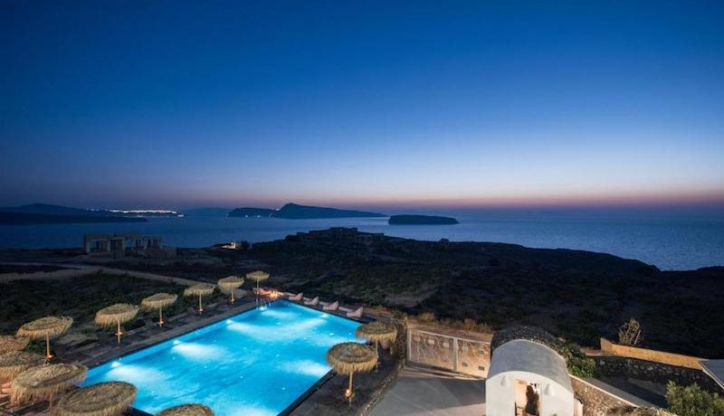 New Built Hotel  at Akrotiri Santorini  with 31 Room, Property in Greece, Luxury Estate, Real Estate Greece