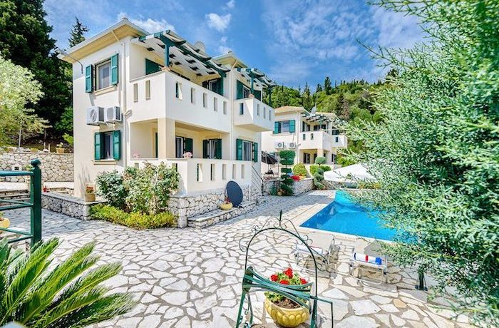 Property in Greece Villas for Sale lefkada2
