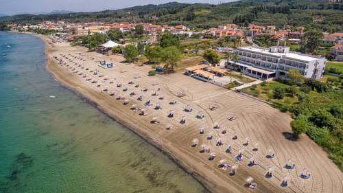 52 bedroom hotel for sale in Corfu