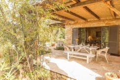 Stone Villa in Corfu Avlaki 1