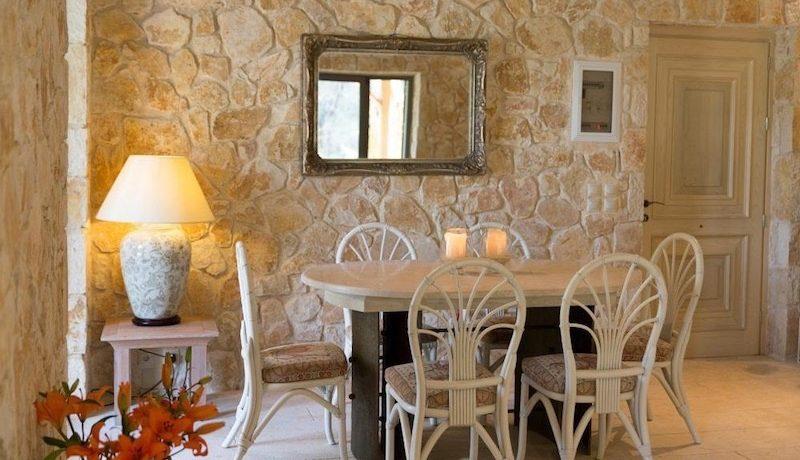 Stone Villa in Corfu Avlaki 2