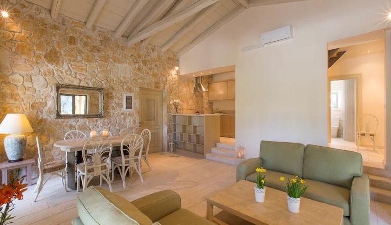 Stone Villa in Corfu Avlaki 3