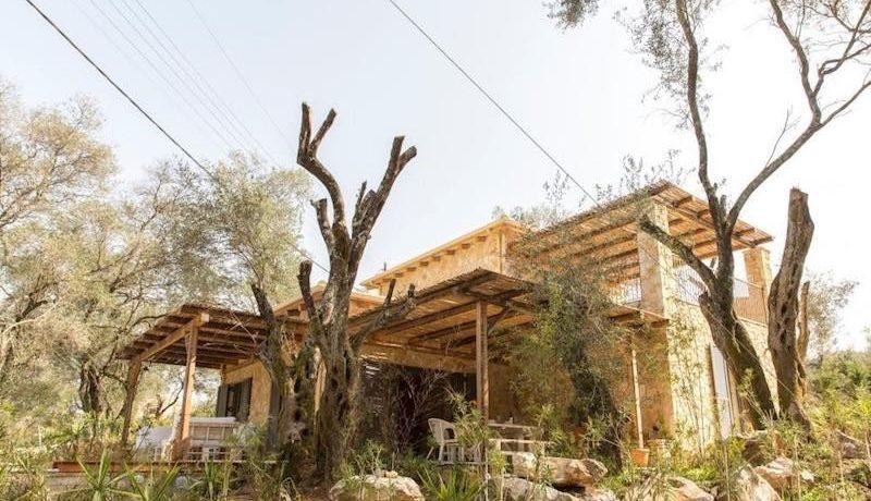 Stone Villa in Corfu Avlaki 6