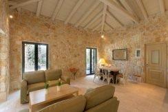 Stone Villa in Corfu Avlaki 7