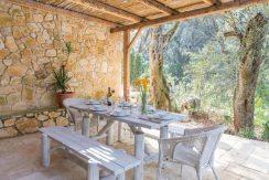 Stone Villa in Corfu Avlaki 8