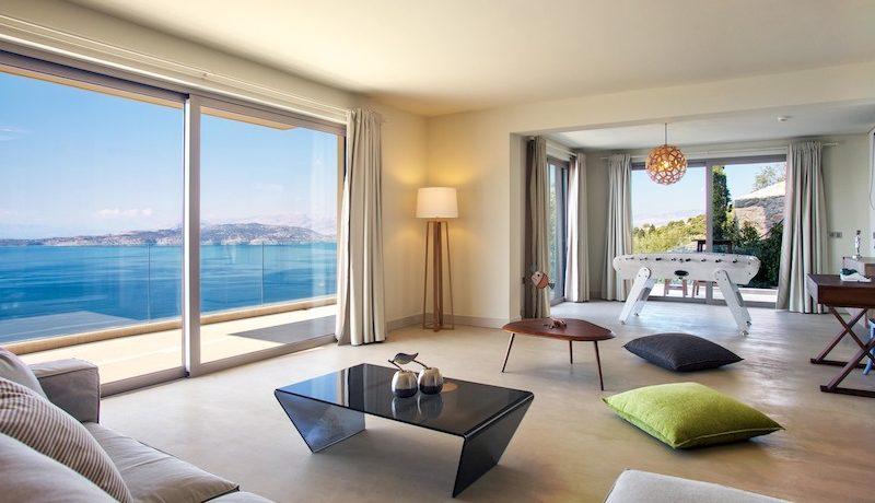 Stunning Waterfront Villa Corfu Nissaki10