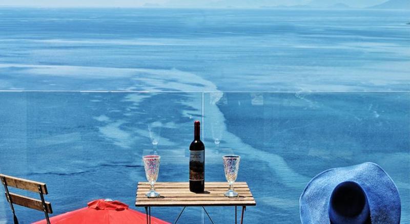 Stunning Waterfront Villa Corfu Nissaki12