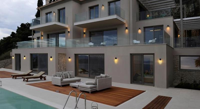 Stunning Waterfront Villa Corfu Nissaki13