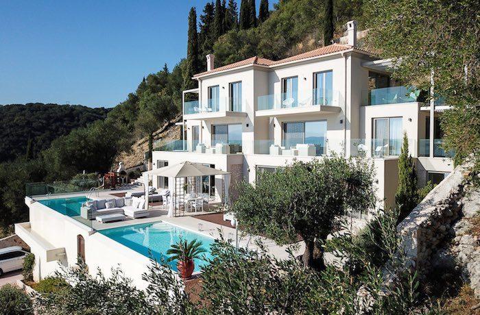 A stunning Waterfront Top Villa at Nissaki, Luxury Estate, Top villas, Property in Greece
