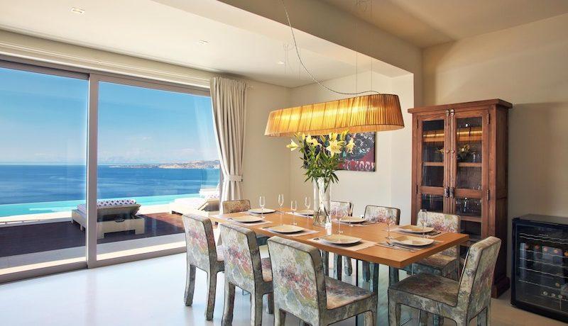 Stunning Waterfront Villa Corfu Nissaki4