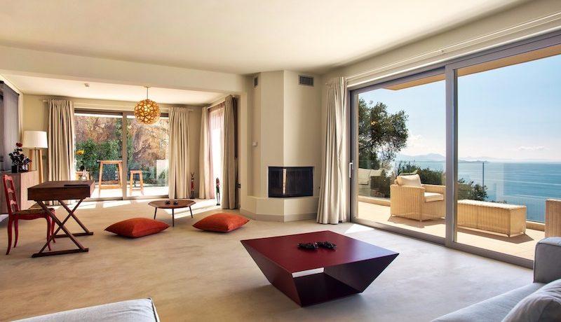 Stunning Waterfront Villa Corfu Nissaki8