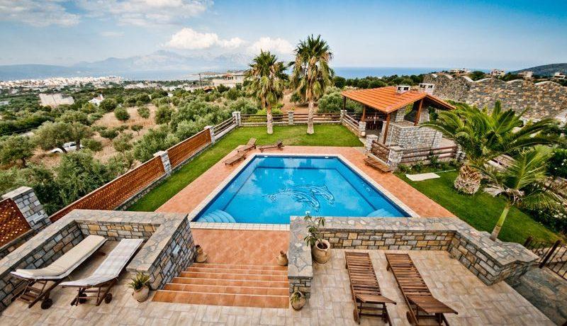 Villa Agios Nikolaos Crete For Sale 17