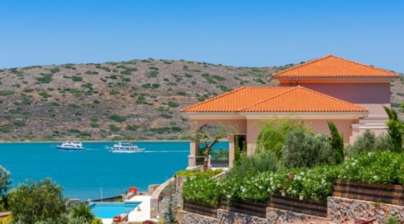 Villa For Sale in Elounda, agios Nikolaos crete11
