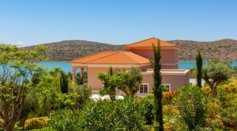 Villa For Sale in Elounda, agios Nikolaos crete13