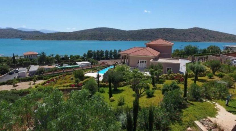 Villa For Sale in Elounda, agios Nikolaos crete3