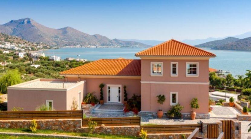 Villa For Sale in Elounda, agios Nikolaos crete7