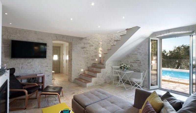 Villa Sales Corfu Nissaki 10