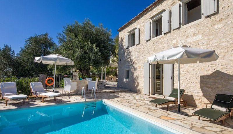 Villa Sales Corfu Nissaki 25