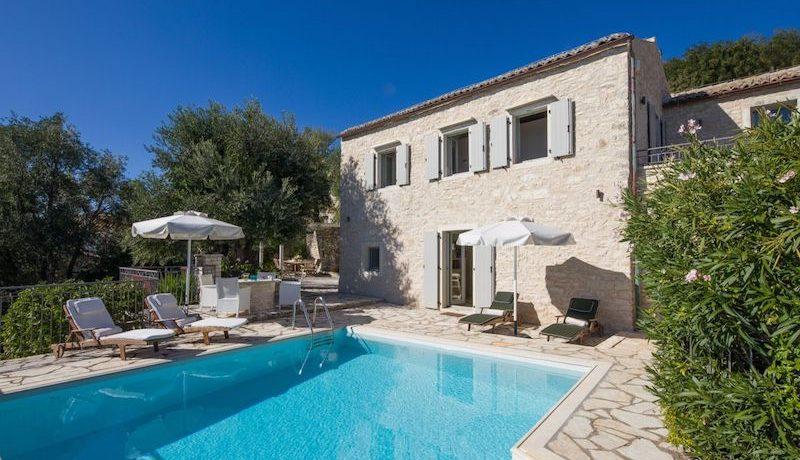 Villa Sales Corfu Nissaki 29