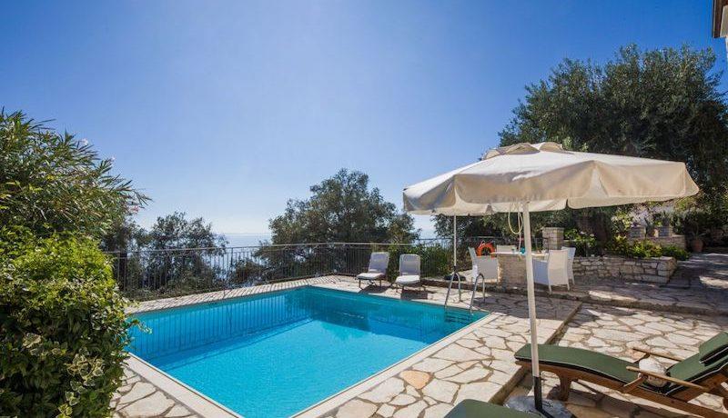 Villa Sales Corfu Nissaki 3