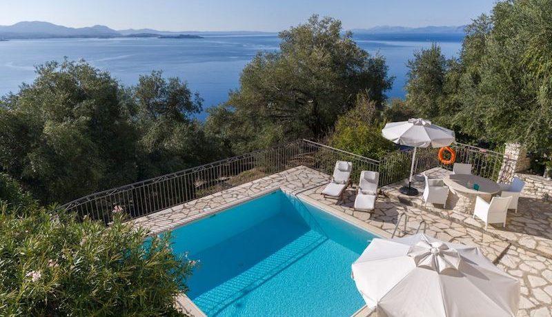 Villa Sales Corfu Nissaki 5
