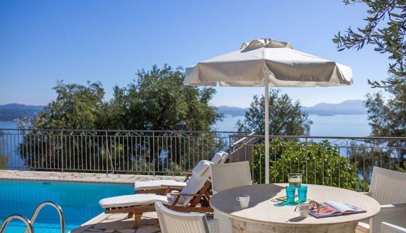 Villa Sales Corfu Nissaki 6