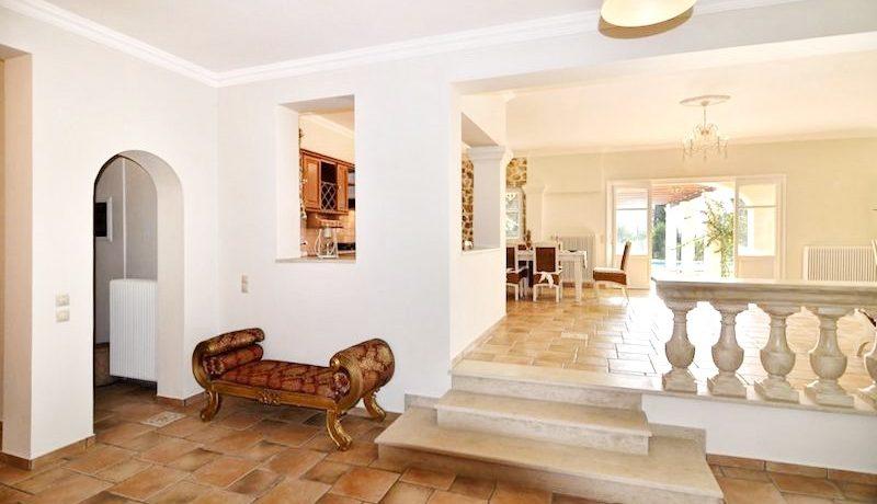 Villa in Corfu Palaiokastritsa 1