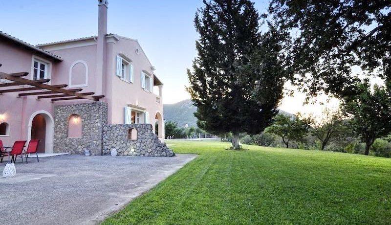 Villa in Corfu Palaiokastritsa 16