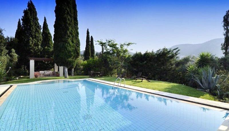 Villa in Corfu Palaiokastritsa 17
