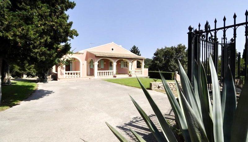 Villa in Corfu Palaiokastritsa 18