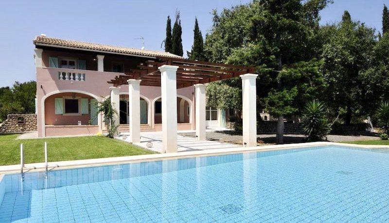 Villa in Corfu Palaiokastritsa 19