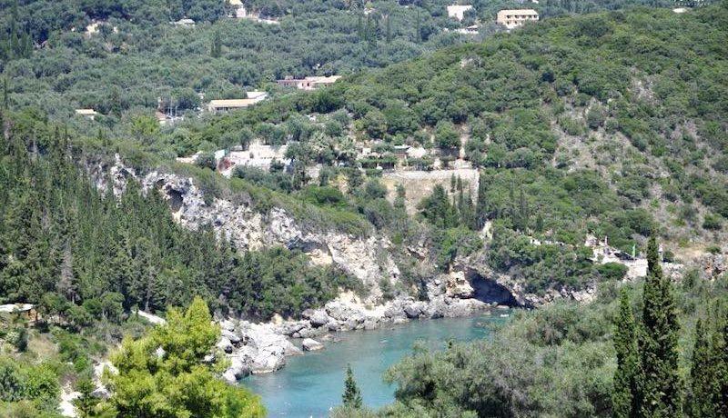 Villa in Corfu Palaiokastritsa 2
