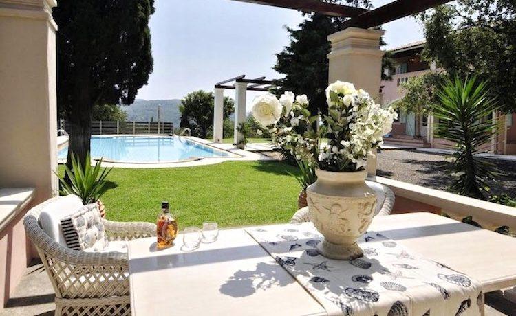 Villa in Corfu Palaiokastritsa 20