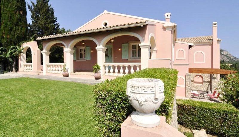 Villa in Corfu Palaiokastritsa 22
