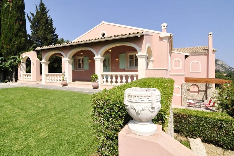 Impressive Villa in Corfu, Palaiokastritsa