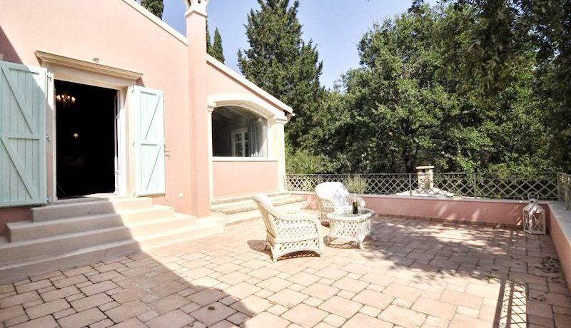 Villa in Corfu Palaiokastritsa 23