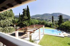 Villa in Corfu Palaiokastritsa 24