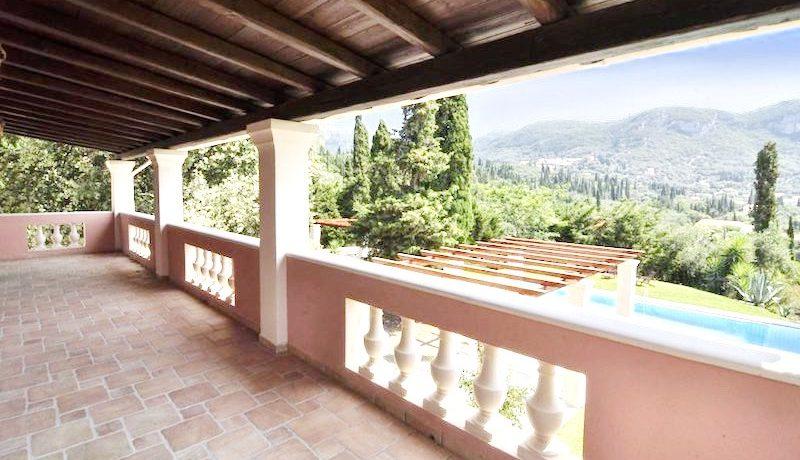 Villa in Corfu Palaiokastritsa 3