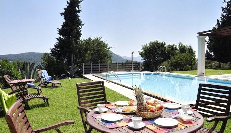 Villa in Corfu Palaiokastritsa 5