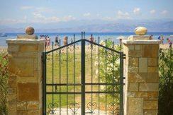 on the beach Villa in Corfu Kassiopi 20