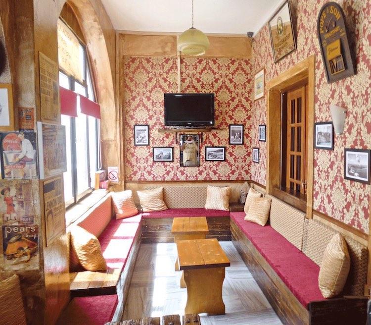 Bar For Sale at Kamari Santorini