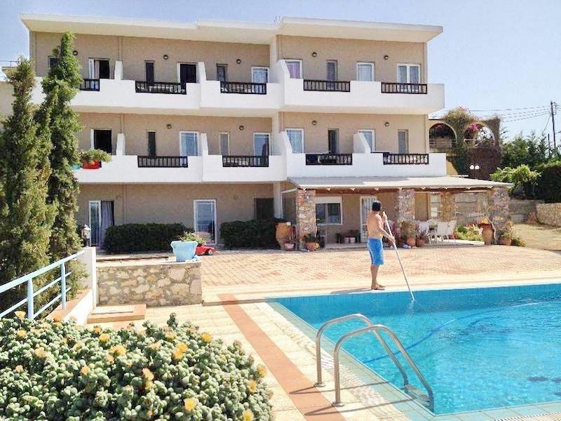 Hotel for Sale Hersonissos Crete