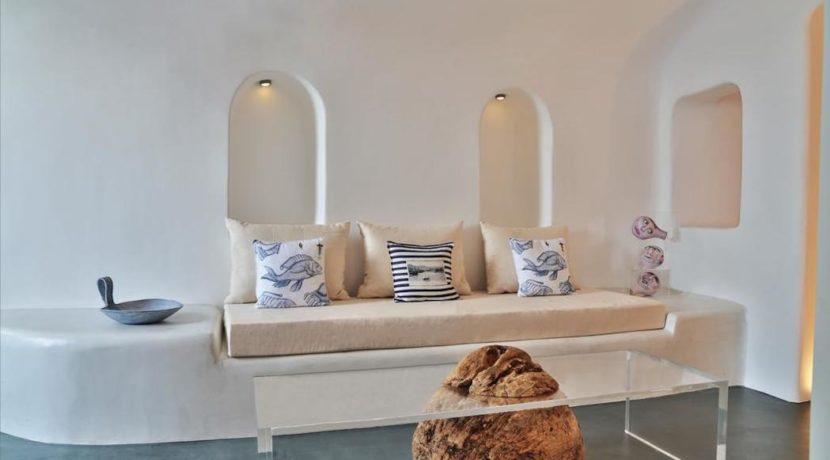 Luxury Cave Suite at Oia Santorini EXCLUSIVE 13