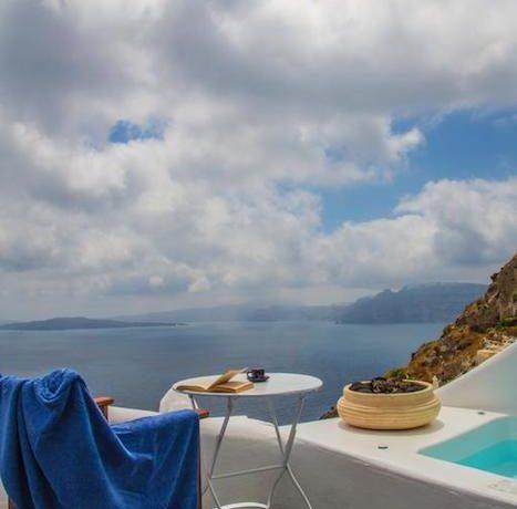 Luxury Cave Suite at Oia Santorini EXCLUSIVE 4