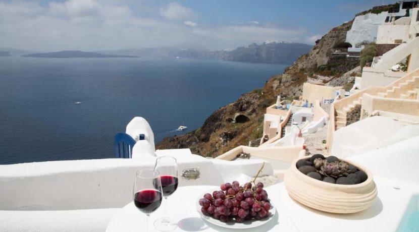 Luxury Cave Suite at Oia Santorini EXCLUSIVE 6